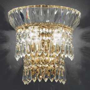 Хрустальное бра Voltolina Wall Lamp New Orleans 2L NEW ORLEANS