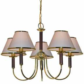 Люстра Arte Lamp A3545LM-5GO Catrin
