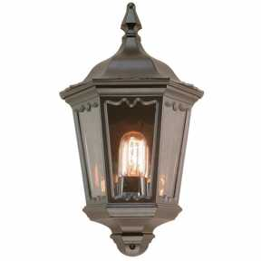 Уличный светильник Elstead Lighting MD7 BLACK MEDSTEAD HALF