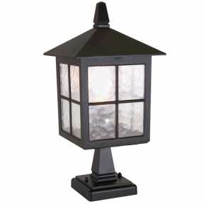 Уличный светильник Elstead Lighting BL25 BLACK WINCHESTER