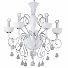 Люстра Ideal Lux LILLY SP5 BIANCO LILLY
