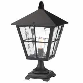 Уличный светильник Elstead Lighting BL33 BLACK EDINBURGH