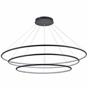 Светильник Donolux S111024/3R 180W Black In Ring Led