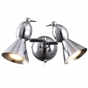 Спот Arte Lamp A9229AP-2CC Bird Light