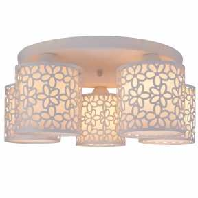 Люстра Arte Lamp A8349PL-5WH Ifola
