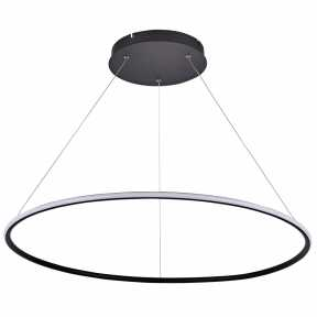 Светильник Donolux S111024/1R 48W Black Out Ring Led