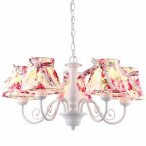 Люстра Arte Lamp (MARGHERITA) A7021LM-5WH