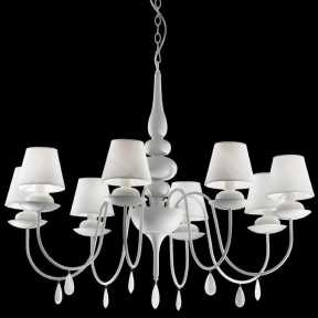 Люстра Ideal Lux BLANCHE SP8 BIANCO BLANCHE