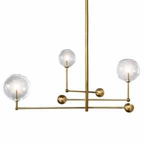 Люстра Delight Collection(Globe Mobile) KG0835P-3 BRASS